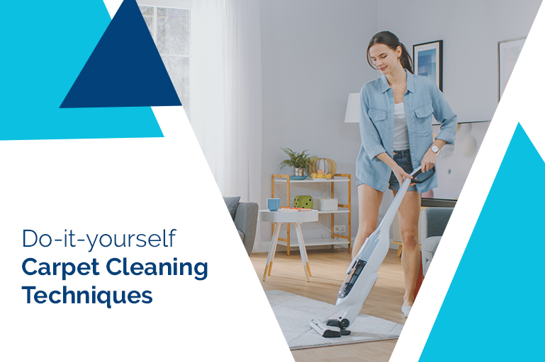 Do-it-yourself Carpet Cleaning Techniques
