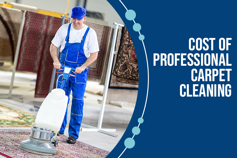Cost of Professional Carpet Cleaning